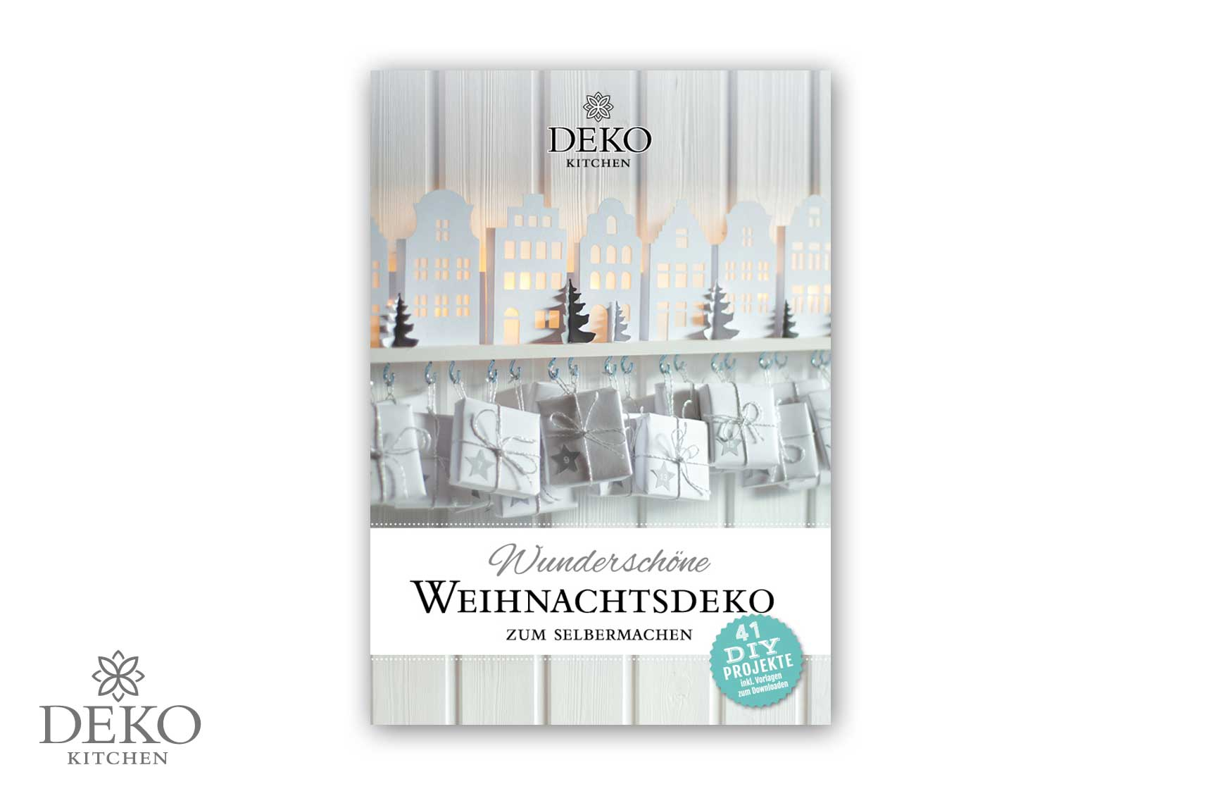 wundersch ne weihnachtsdeko zum selbermachen deko kitchen shop. Black Bedroom Furniture Sets. Home Design Ideas