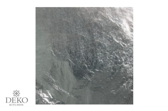 Deco-Metall silber