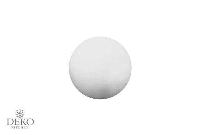 Styropor-Kugel 10 cm Durchmesser