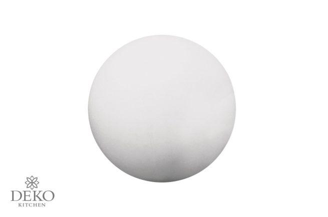 Styropor-Kugel 20 cm Durchmesser