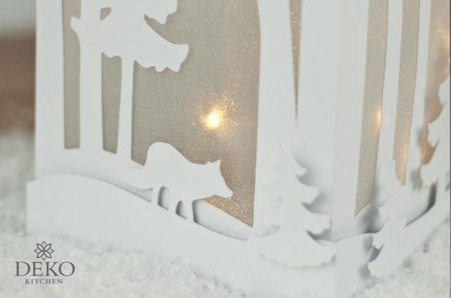 Anwendungsbeispiel 3D-Klebeplättchen 5x5x2mm