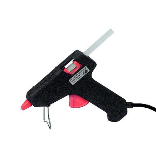 Mini-Heißklebepistole inkl. 2 Klebesticks