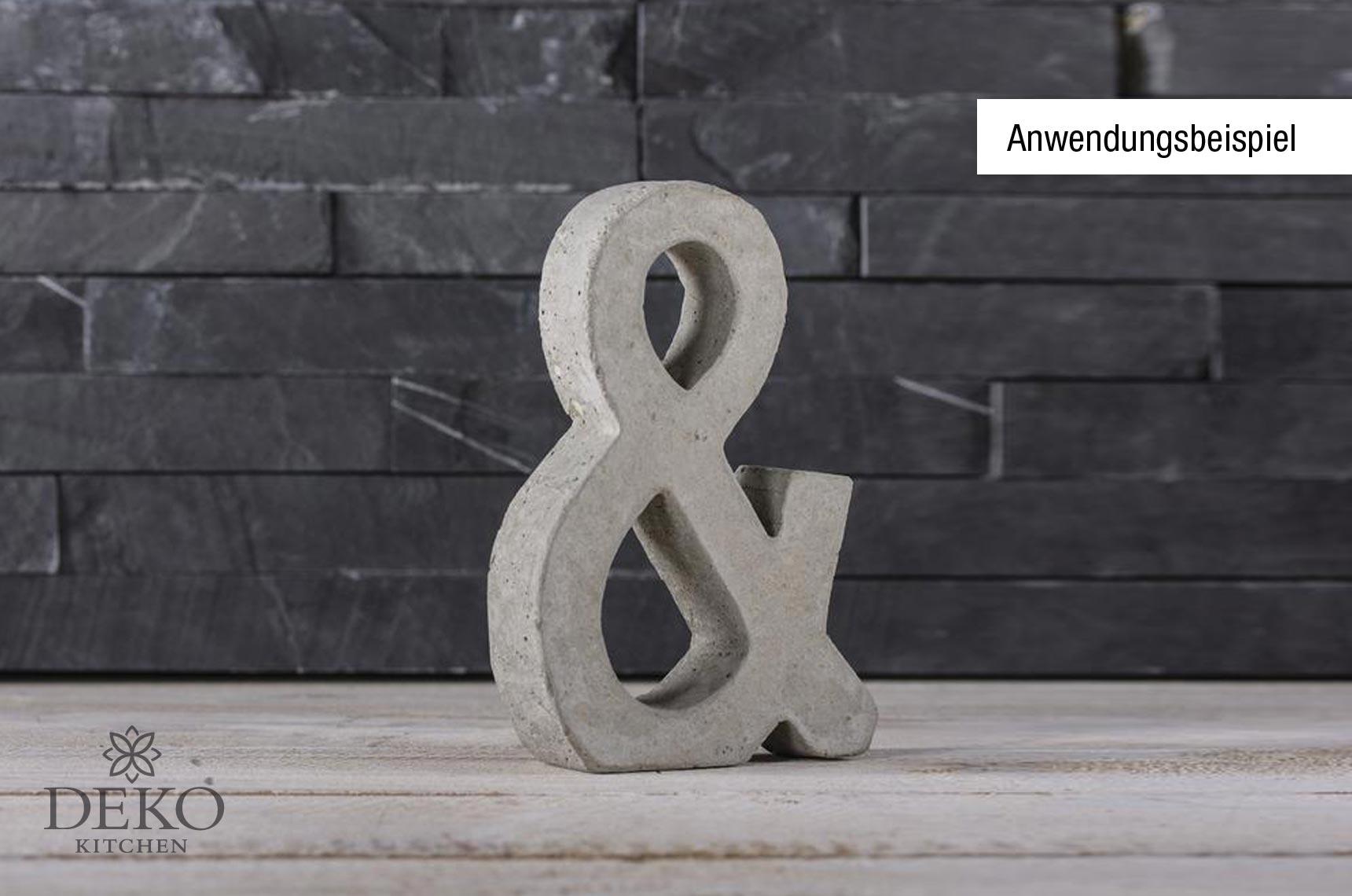 kreativ beton 1 kg deko kitchen shop. Black Bedroom Furniture Sets. Home Design Ideas