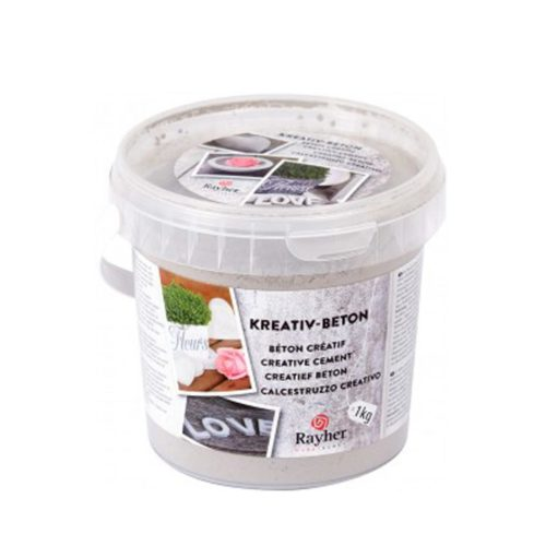 kreativ beton paste 250 ml deko kitchen shop. Black Bedroom Furniture Sets. Home Design Ideas