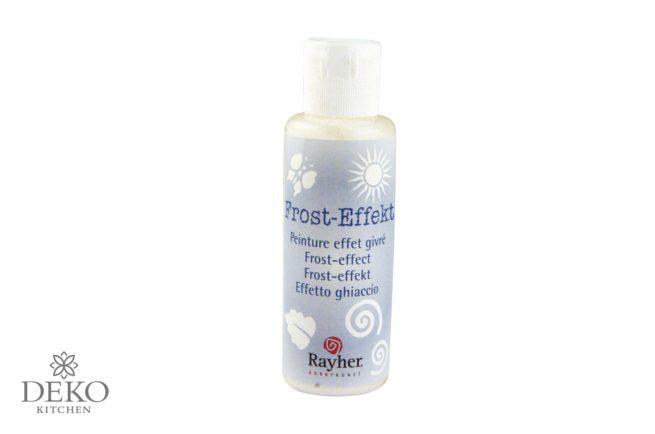 Frost-Effekt-Farbe weiß, 50 ml