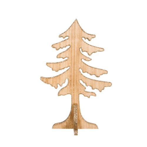 Tannenbaum aus MDF 30 cm hoch
