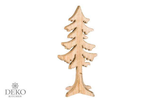Tannenbaum aus MDF 45 cm hoch