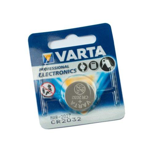VARTA Knopfbatterie CR2032