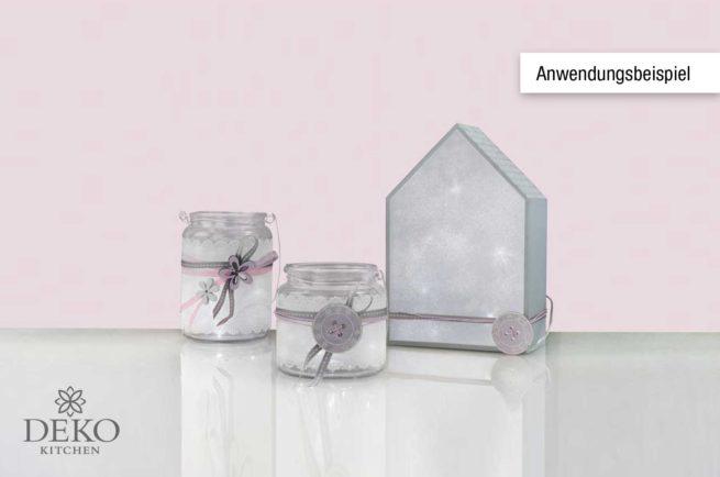 3D-Glimmereffekt-Folie