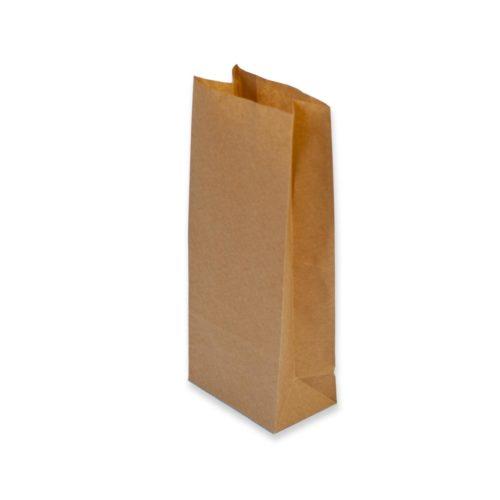 Kraftpapiertüten 24 Stück 10 x 6 x 24 cm