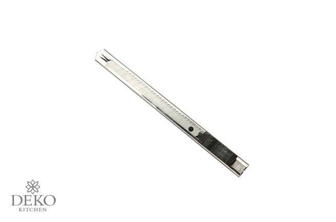 Cuttermesser inkl. 3 Klingen 13 cm