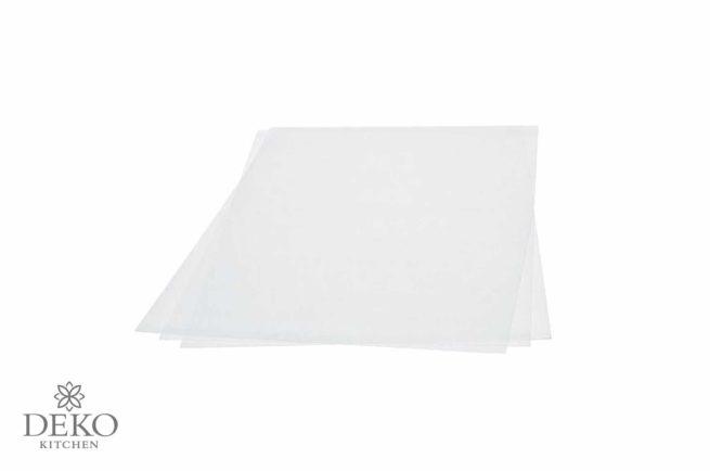Schrumpffolie mattiert-transparent, 20 x 30 cm, 3 Stk.