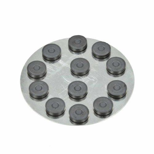 Magnete 12,5 mm Durchmesser, 12 Stk.