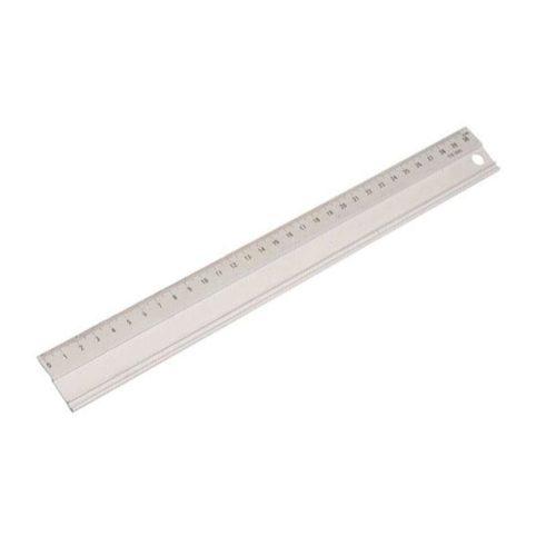 Aluminium Lineal 30 cm