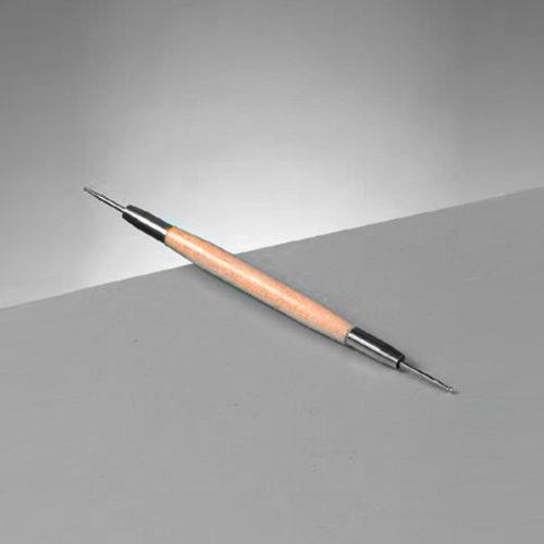 Präge-(embossing) Werkzeiúg mit 2+3 mm Spitze