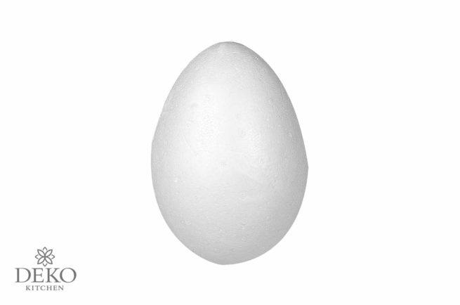 Styropor-Ei, voll, 12 cm