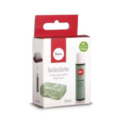 Seifen-Farbe maigrün 10 ml