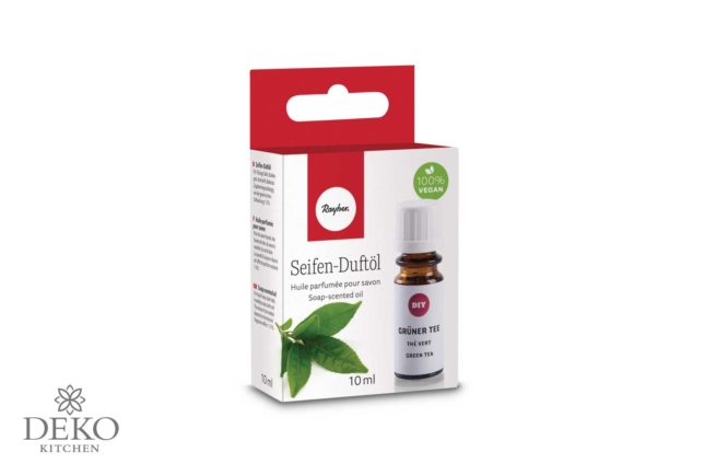Seifen-Duftöl Green Tea 10 ml