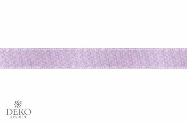 Satinband, 3 mm breit, 10 m auf Rolle, flieder