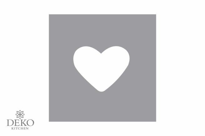Motivstanzer Herz 1,6 mm
