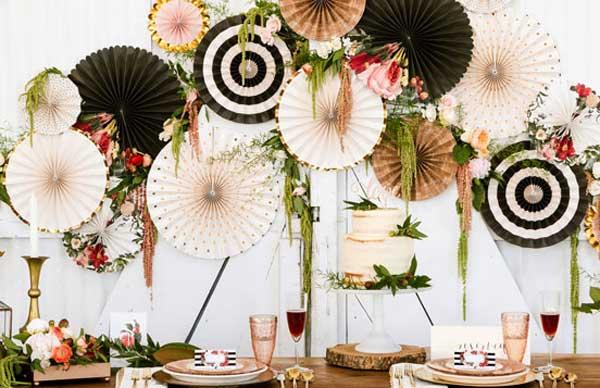 Neu: bezaubernde Hochzeitsdeko im Deko Kitchen Shop