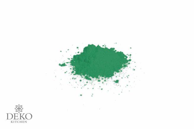 Farbpigment piniengrün