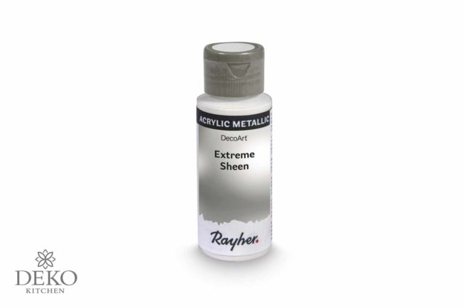 "Metallicfarbe ""Extrem Sheen"" silber, 59 ml"