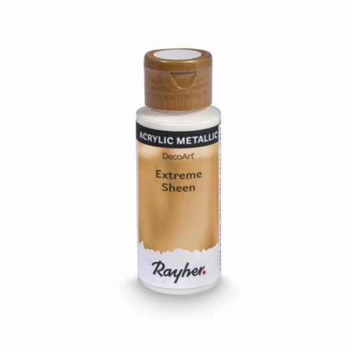 "Metallicfarbe ""Extrem Sheen"" gold, 59 ml"