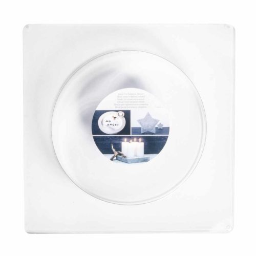 Gießform Kreis 18,5 x 4 cm