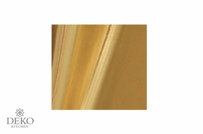 Schreibfolie für Verzierwachs, gold, 10 x15 cm