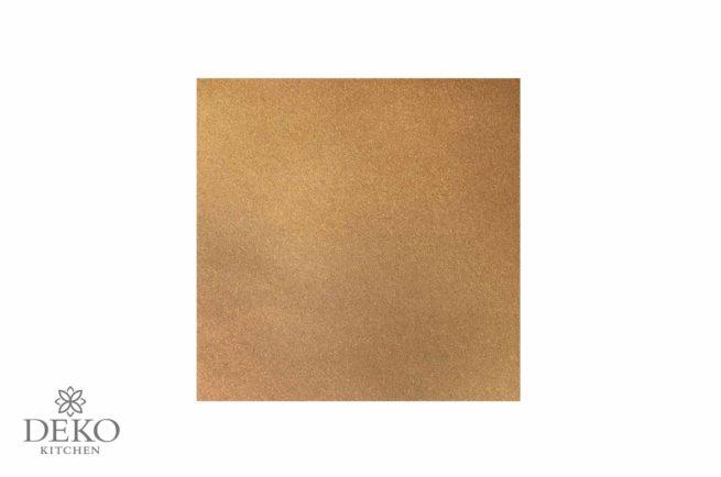 Verzierwachs-Platten, 10 x 20 cm, 2 Stück, gold
