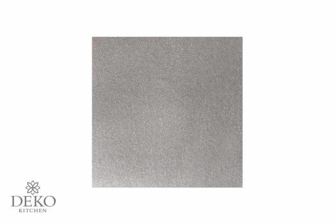 Verzierwachs-Platten, 10 x 20 cm, 2 Stück, silber