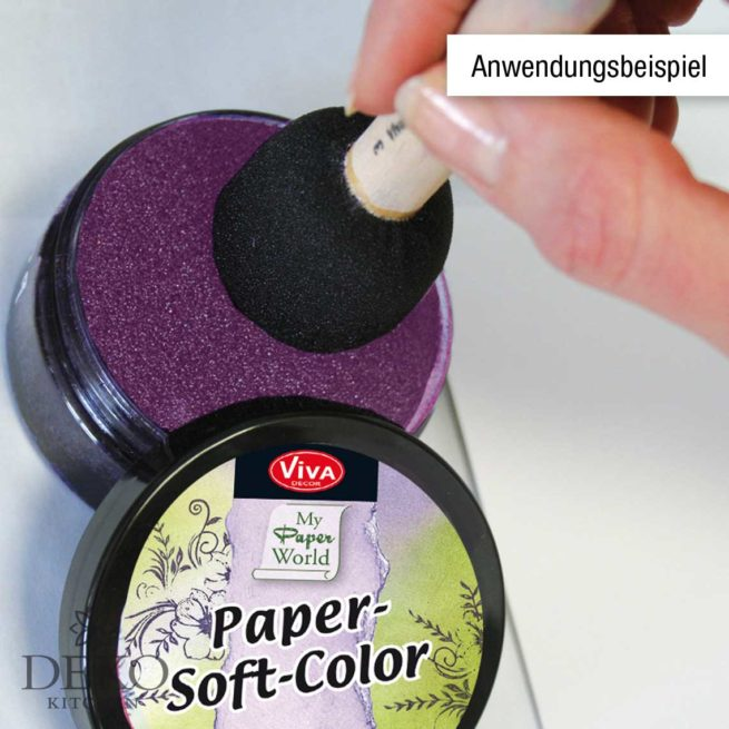 Paper-Soft-Color Stempelfarbe