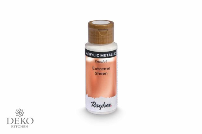 Metallicfarbe Extreme Sheen Roségold 59 ml