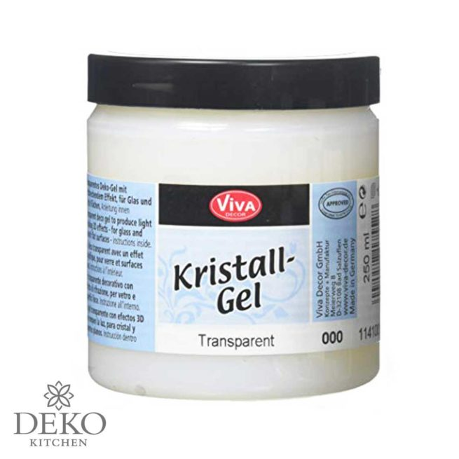 "Kristall-Gel ""Transparent"", 250 ml"